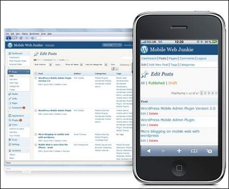 wordpress-mobile-plugins