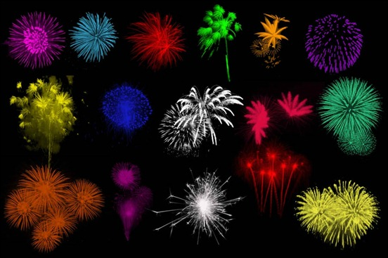 brushes-fireworks-