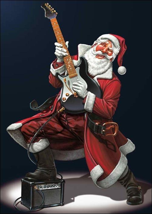 35 Amazing Santa Claus Illustrations For Inspiration
