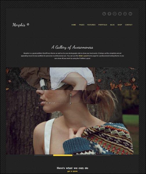 morphis-responsive-dark-wordpress-theme