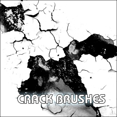 crack-effect-brushes
