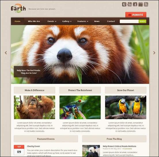 earth-ecoenvironmental-nonprofit-wordpress-theme