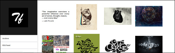 55+ Creative Tumblr Blog Designs For Inspiration