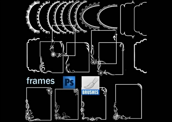 frames-for-photoshop