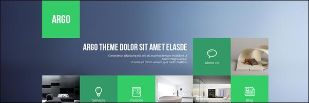 40+ Creative Portfolio Website PSD Templates