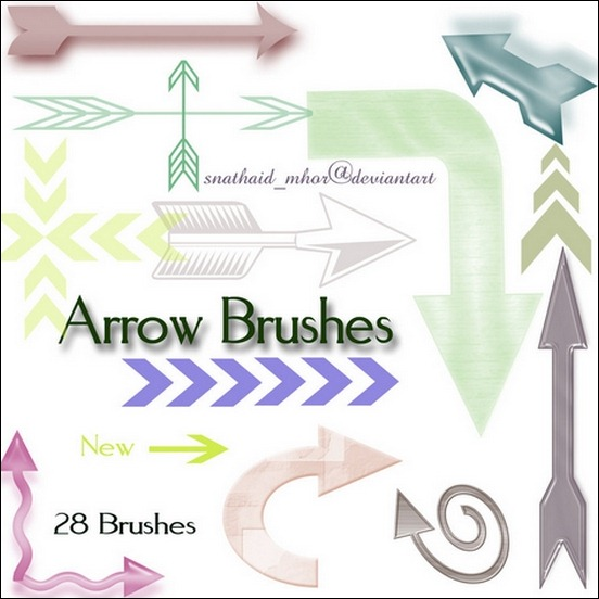 arrow-brushes-by-snathaid-mhor