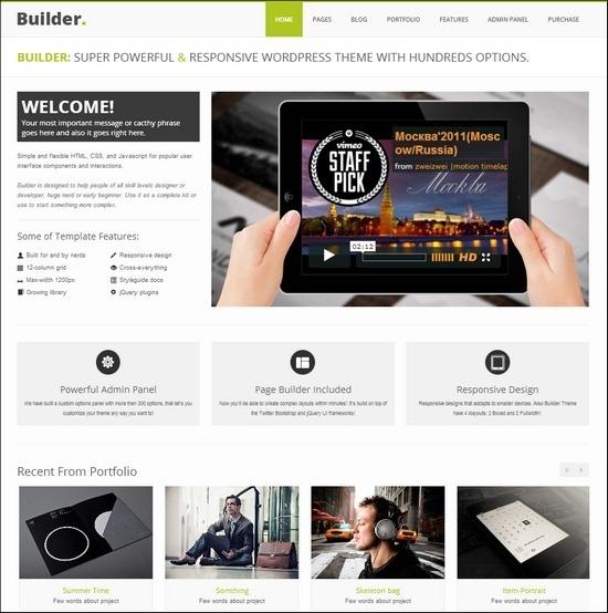 builder-responsive-theme