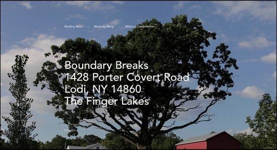 boundary-breaks