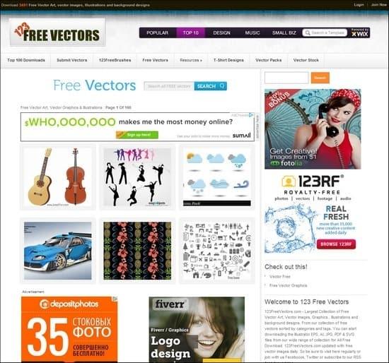 123-Free-Vectors