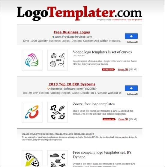 Logo-Templater