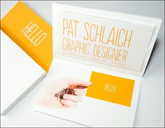 Self-Promotion-Mailer
