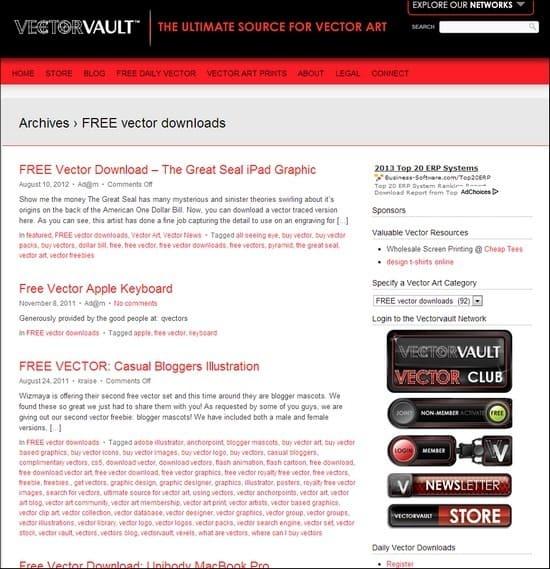 Vector-Vault