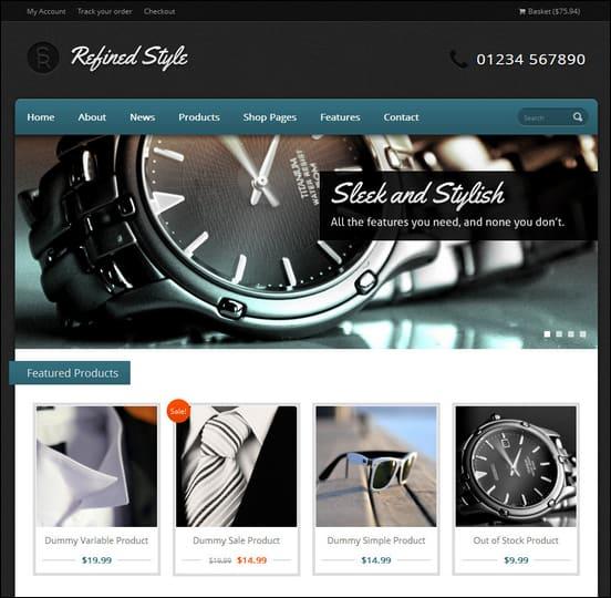 refined-style-wordpress-jigoshop-ecommerce-theme