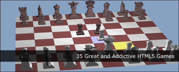 35 Great and Addictive HTML5 Games