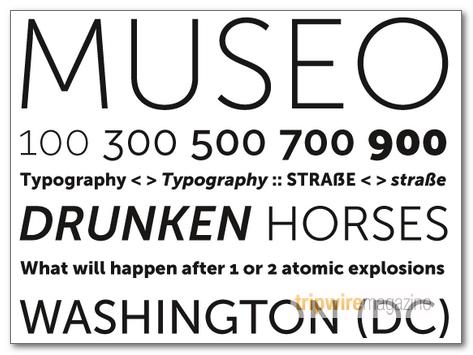 Museo-Sans