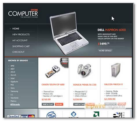 Computer-Store-Web-Layout