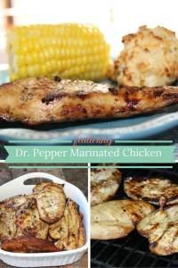 Dr. Pepper Marinated Chicken