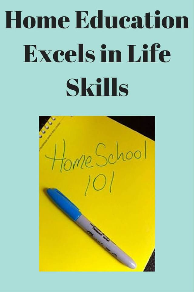 Home Education Excels in Life Skills