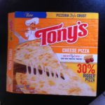 Tony's New Pizzeria Style Crust