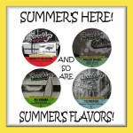 Brooklyn Bean Summer Flavors Coffee Twitter Giveaway Aug 1 – 15 ENDED