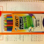 Review of Bic Xtra-Fun, Ultra-Solid, Break-Resistant Lead Pencils #GotItFree