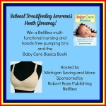 National Breastfeeding Awareness Month #Giveaway #NBAMG @las930 ENDED