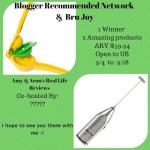 Blogger Opp – BruJoy Kitchen Gadgets Package Giveaway Sign-Ups