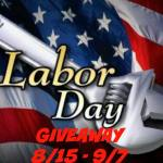Labor Day #Giveaway #LDG815 @las930 Ends Sept. 7 ENDED