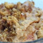 Chicken Breasts and Stuffing in the Slow Cooker