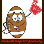 Football Playoffs #Giveaway @mywingmansports @TheNorthwest Ends Dec. 14