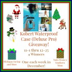 Kobert International Waterproof (Deluxe Pro) Case #Giveaway Ends Dec. 25 ENDED