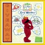 Elmo's World: Elmo Wonders DVD #Giveaway Ends Feb. 2 ENDED