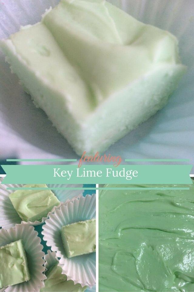 Key Lime Fudge Pin