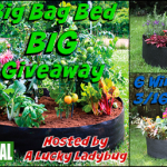 Big Bag Bed BIG #Giveaway Ends March 30