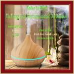 VicTsing Diffuser #Giveaway #Diffuser Ends March 30 *ENDED*