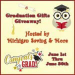 Graduation Gifts Giveaway @las930 Ends June 30 *ENDED*