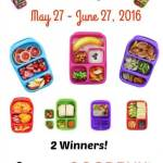 Lunchtime Fun with Goodbyn Giveaway @Goodbyn @IMHO_my_blog Ends June 27 *ENDED*