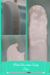 White chocolate fudge pops pin