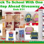 Back To School With One Step Ahead #Giveaway @las930 @OSA_Kids Ends Aug. 31 *ENDED*