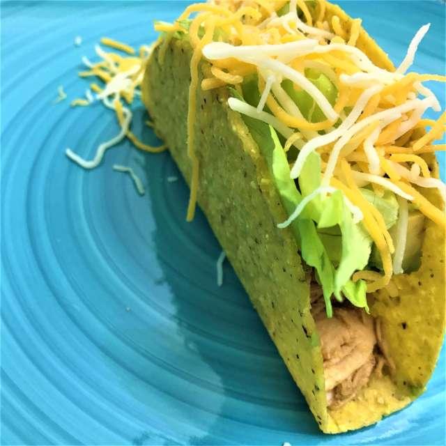 Chicken Tacos:  An Easy Dinner #Recipe