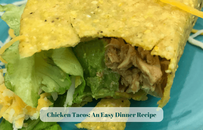 Chicken Tacos | Trisha Dishes | Easy Dinner Recipe | Taco Tuesday Recipe