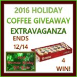 Extravaganza TRC Premium Coffee Gift Set #Giveaway Ends Dec. 14 *ENDED*