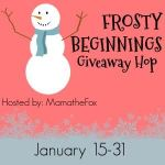 Frosty Beginnings Giveaway Hop Ends Jan. 31 *ENDED*