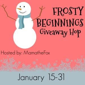 Frosty Beginnings Giveaway Hop Ends 1-31-17! Enter while you can!