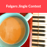 Folgers Jingle Contest #FolgersJingle #IC #Ad
