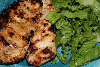 Ranch Chicken Marinade Recipe