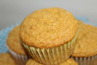 Have you tried these 2-ingredient Apple Banana Muffins yet?
