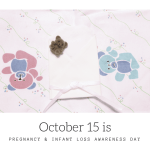 Wave of Light October 15, 2016 Pregnancy & Infant Loss Awareness