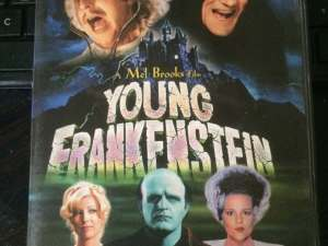 Young Frankenstein is my favorite Halloween movie! What's yours?