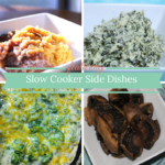 Slow Cooker Side Dishes Round Up